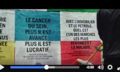 Médecins du Monde lance l'affichage sauvage... (vidéo)