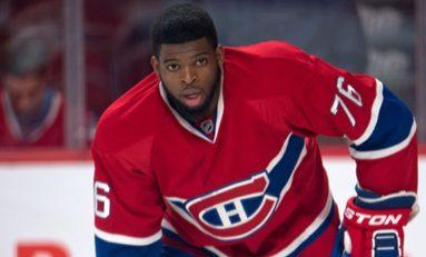 Au Canada, le joueur de hockey le plus doué de sa génération est Noir... c'est un problème?
