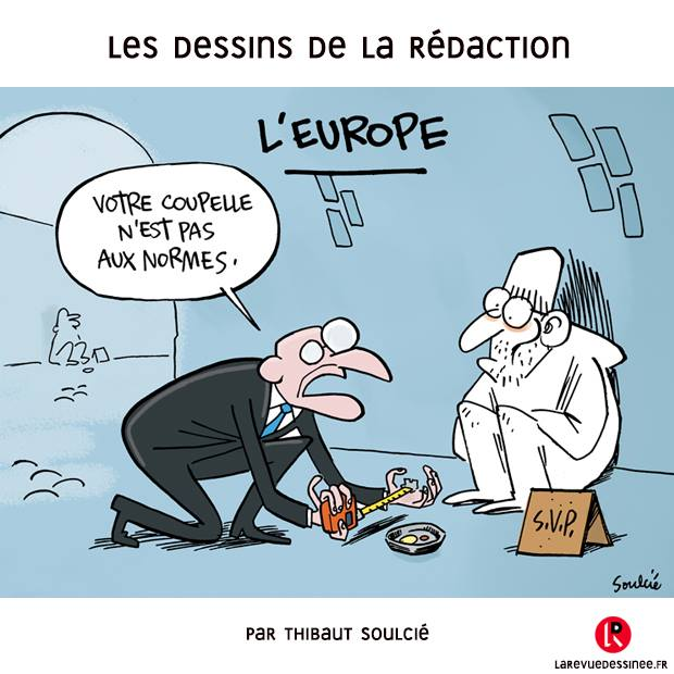 L'Europe… (lol)