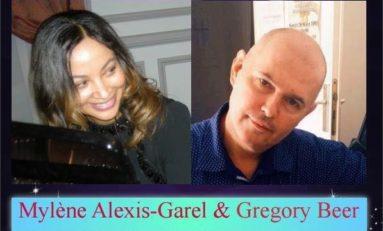 Concert classique, Mylène ALEXIS GAREL et Gregory BEER. (Sam 2 juillet - Bergevin)