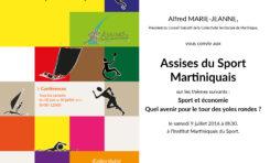 Les Assises du Sport Martiniquais spécial Yoles-rondes