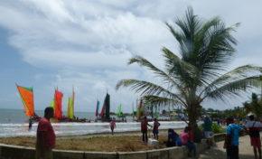 Le Tour  de Martinique des Yoles-rondes... on débat !