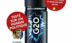 G20...le déodorant anti-conspirant