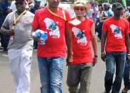 Tour cycliste de la Martinique : Alfred Marie-Jeanne en mode tunique