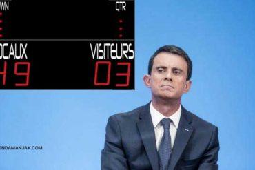 Euro - Exclusivité : Le pronostic de Manuel Valls.