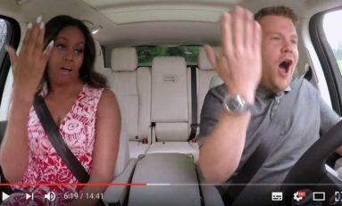 Michelle Obama, le karaoké ultime de la First Lady (vidéo)