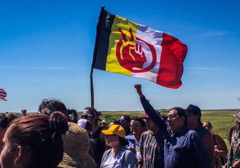Les Amérindiens défendent leur terre, dans l'indifférence générale