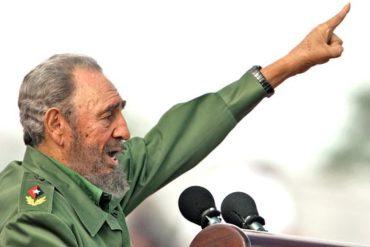 Fidel il a échappé à 600 tentatives de meurtre, lui !