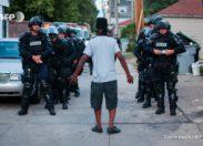 """America is broken. Image """"Monde"""" du jour."""