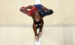 Black @Olympics : Simone Biles (USA)