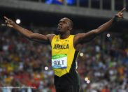 Smile Jamaïca - Bolt 8ème médaille d'or !