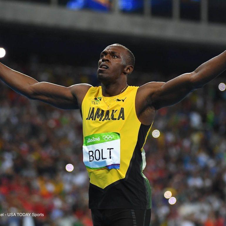 Smile Jamaïca – Bolt 8ème médaille d'or !