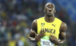 JO : Les plus belles photos d'Usain Bolt. (Photos)