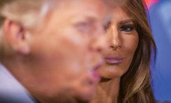 Plainte déposée contre Mélania Trump pour immigration illégale...