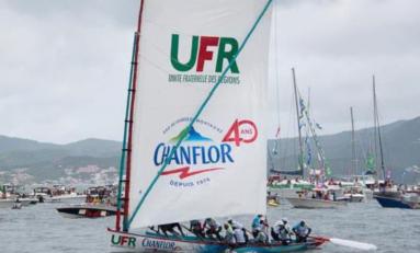 Tour des yoles de la Martinique : UFR /Chanflor en mode kokémoun  and By low law