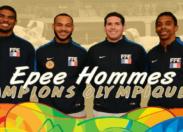 La Guadeloupe et la Martinique offrent de l'or à la France