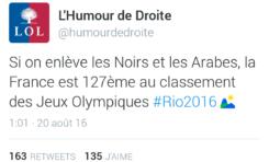 Le tweet du jour [20/08/16] FRANCE