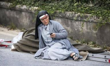 violent séisme en Italie