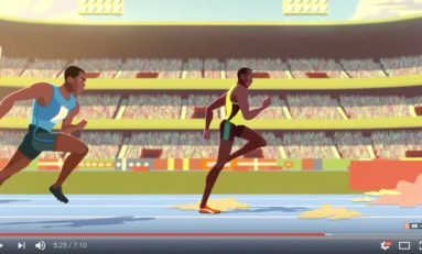 Usain Bolt : The Boy Who Learned to Fly (court-métrage)