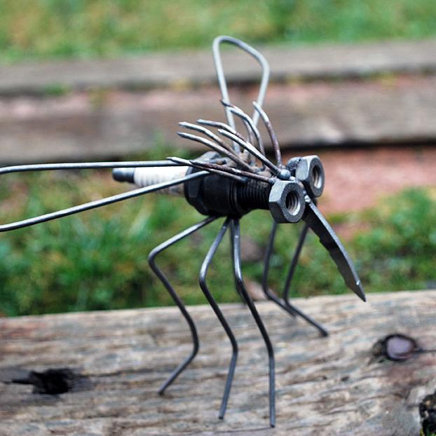 Zika : La Floride lâche des moustiques modifiés génétiquement… WTF…