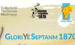Gloriyé Septanm 1870