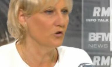 Nadine Morano t'y point t'y crois