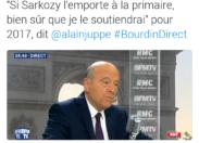 La phrase du jour [09/09/16] Alain Juppé