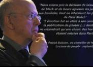 Buisson sort du bois avec bruits et fracas et...il devient ardent pour Sarkozy  😆😆😆