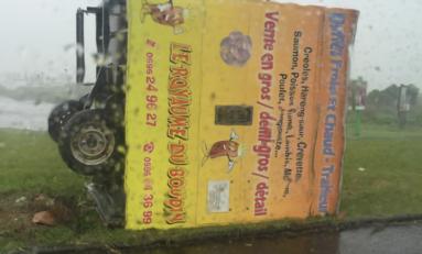 Martinique : Matthew...ça  part en eau de boudin