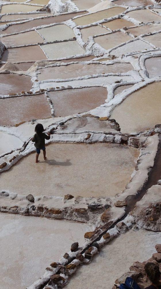 Musée du sel : Des salines à plus de 3 000 mètres d'altitude – Journées Européennes du Patrimoine à la Réunion