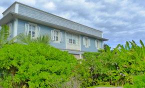 Maison Orré : La maison Orré, villa de style néoclassique du 19e siècle - Journées Européennes du Patrimoine à la Réunion