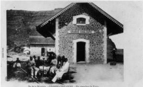 La Grande Chaloupe : Histoire du chemin de fer de La Réunion - Journées Européennes du Patrimoine à la Réunion