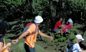 Terre Rouge : Sur les traces d'Héva et d'Anchaing - Journées Européennes du Patrimoine à la Réunion