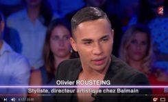 Olivier Rousteing, Directeur artistique de Balmain. (vidéo)