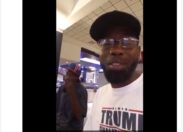 Il est Black et vote Trump. (vidéo)