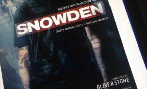 On a vu pour vous : Snowden (le film).