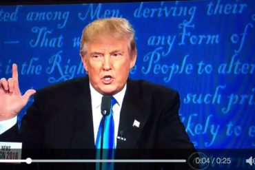 USA : Trump a fait un very bad trip