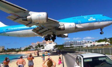 L'atterrissage le plus cool, c'est fini (vidéo)