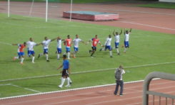 La Martinique se qualifie pour la Gold Cup 2017