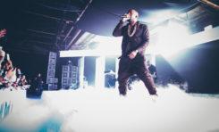 """[Breaking] Kanye West arrête son concert à New-York et quitte la scène pour """"une urgence familiale"""""""