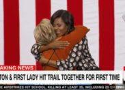 Michelle Obama va-t-elle sauver le soldat Hillary Clinton ?