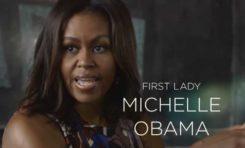 Michelle Obama pour l'éducation des adolescentes dans le monde (bande annonce)