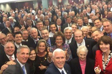 L'administration Trump vous salue... oh 😳 !