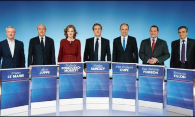 """Nicolas Sarkozy en mode """"taille cuando"""""""