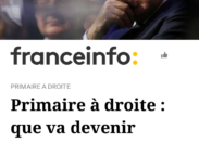 Victoire de François Fillon : grand moment de solitude à France Info