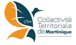 Nouveau logo pour la Collectivité Territoriale de Martinique