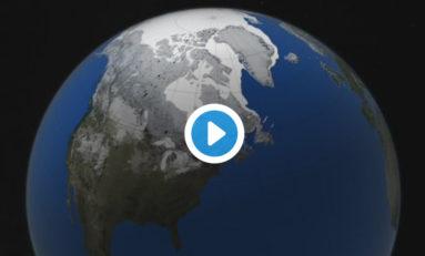 C'est arrivé : un cyclone a touché l'Arctique l'an dernier ! WTF