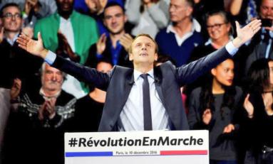 L'image du jour  [11/12/16] Emmanuel Macron