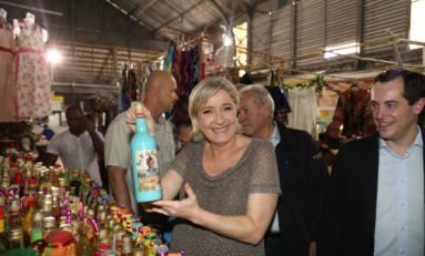 Harry Hodebourg réagit à la venue de Marine Le Pen en Guyane