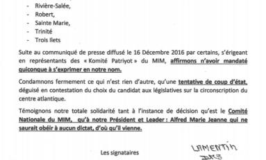 Coup d'état raté des niloristes : ni dé KP ka pé, ni dé KP ki paka pé